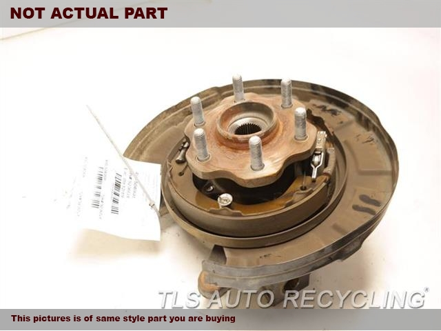 2004 Infiniti QX56 Spindle Knuckle, Fr. LH