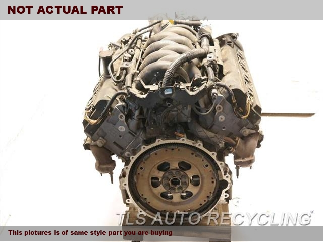 2009 Jaguar Xf Engine Assembly  ENGINE ASSEMBLY 1 YEAR WARRANTY