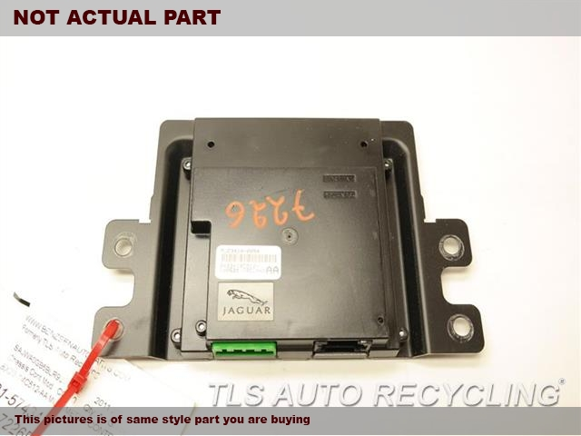 2009 Jaguar XF Chassis Cont Mod. 8X23-14C512-AA MULTIMEDIA CONTROL