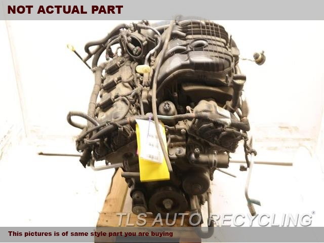 2015 JEEP GRANDCHER Engine Assembly. ENGINE ASSEMBLY 1 YEAR WARRANTY