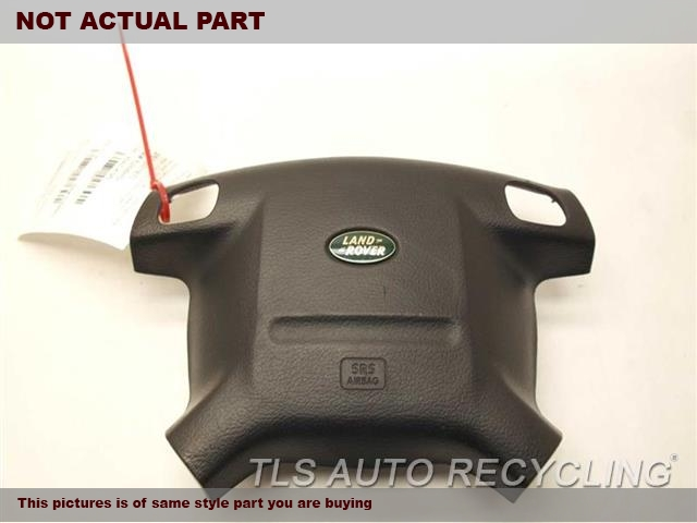 2004 Land Rover DISCOVERY Air Bag. EHM102650LNF       BLACK STEERING WHEEL AIR BAG
