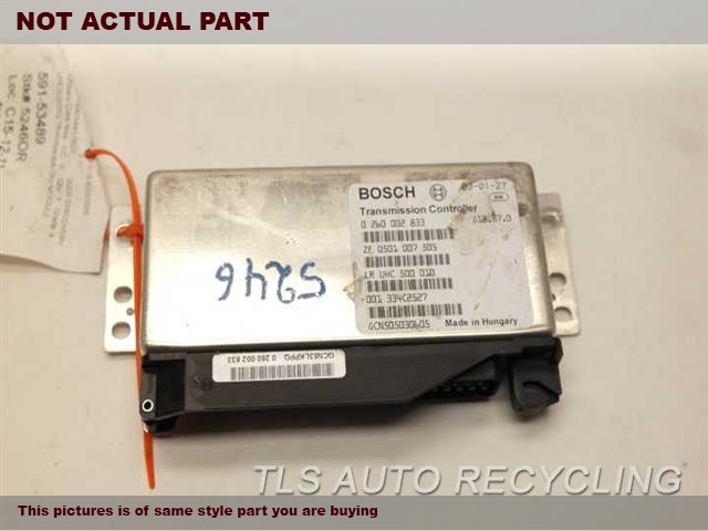 2004 Land Rover DISCOVERY Chassis Cont Mod. UHC500010 TRANSMISSION MODULE