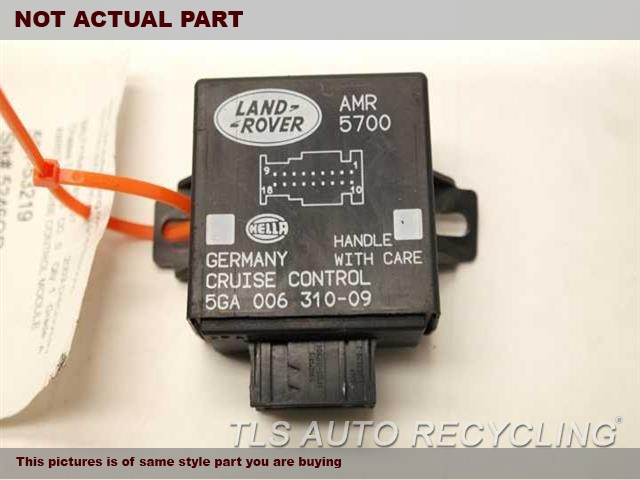 2004 Land Rover DISCOVERY Chassis Cont Mod. AMR5700 CRUISE CONTROL MODULE