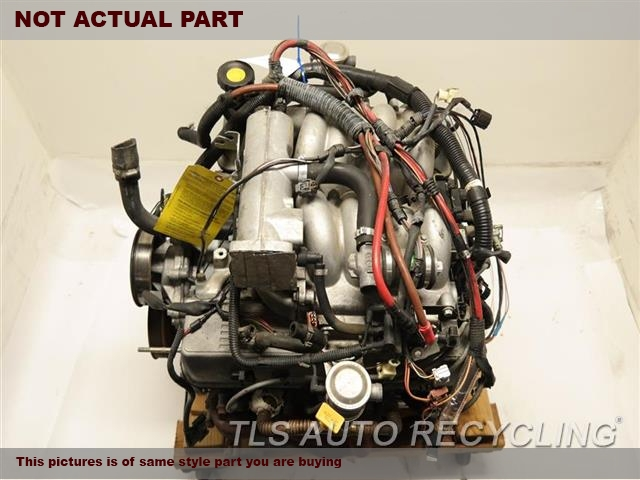 2004 Land Rover DISCOVERY Engine Assembly. ENGINE LONG BLOCK 1 YEAR WARRANTY