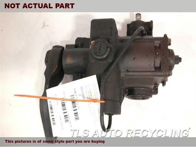 2004 Land Rover DISCOVERY Steering Gear Rack. STEERING GEAR RACK QAF000030