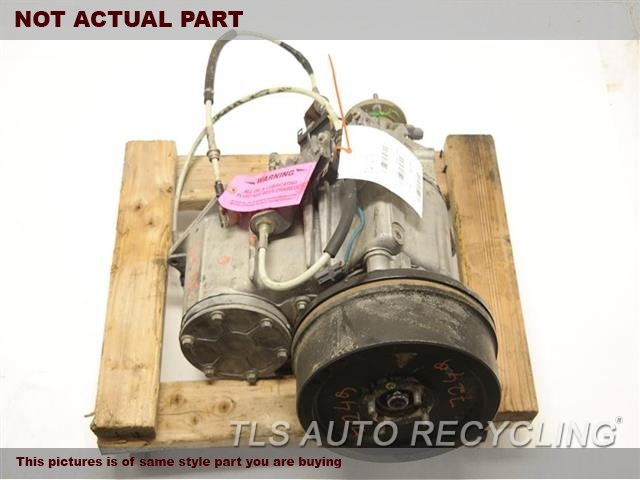2003 Land Rover DISCOVERY Transfer Case Assy. TRANSFER CASE IAB500103