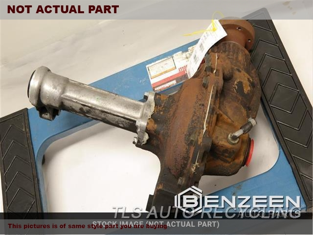 2011 Land Rover LR4 Rear differential. 5.0L,FRONT, (5.0L)