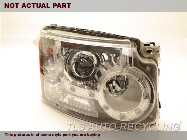 2011 Land Rover Lr4 Headlamp Assembly  RH,XENON (HID), CHECK ID