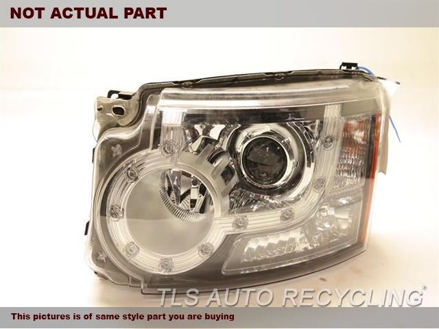 2011 Land Rover Lr4 Headlamp Assembly  LH,XENON (HID), CHECK ID