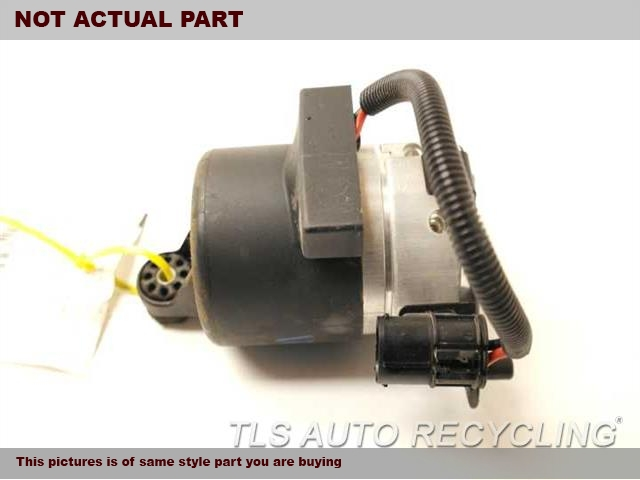 2005 Land Rover Range Rover Abs Pump. SECONDARY ABS PUMP SRM000020