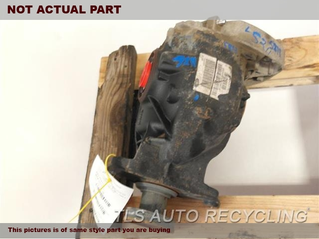2005 Land Rover Range Rover Rear differential. REAR DIFFERENTIAL TBB000070