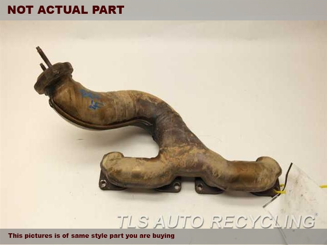 2005 Land Rover Range Rover Exhaust Manifold. DRIVER EXHAUST MANIFOLD LKC000460