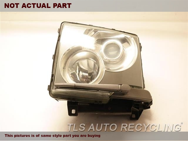 2004 Land Rover Range Rover Headlamp Assembly. DRIVER SIDE HEADLAMP, XENON, HID