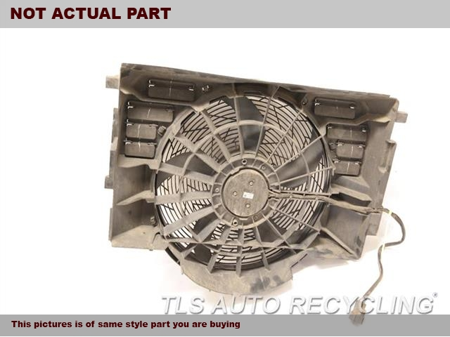 2003 Land Rover Range Rover Rad Cond Fan Assy  FAN ASSEMBLY, (CONDENSER)