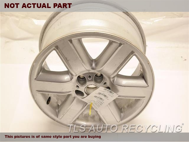 19X8 ALLOY 6 SPOKE WHEEL