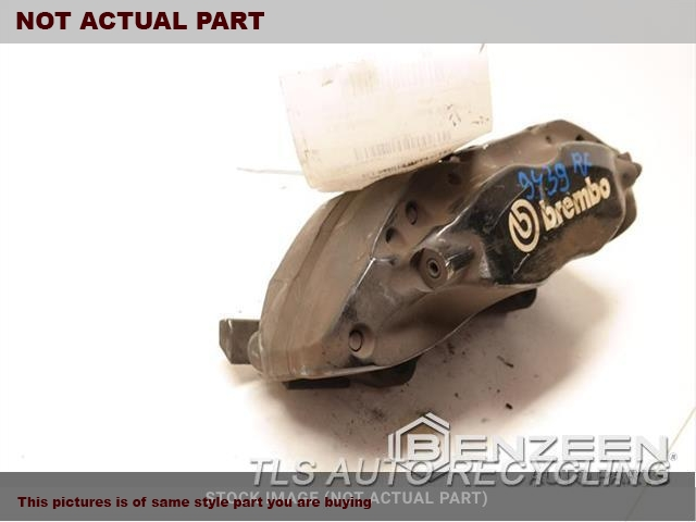 2007 Land Rover Range Rover Caliper. RH,FRONT, 4.2L (SUPERCHARGED OPTION