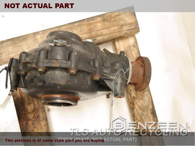 2007 Land Rover Range Rover Rear differential. 4.2L,FRONT