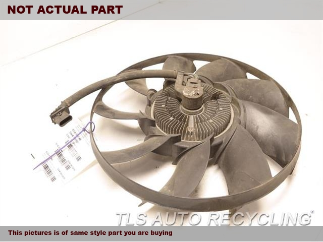 2007 Land Rover Range Rover Rad Cond Fan Assy. FAN ASSEMBLY, (CONDENSER)