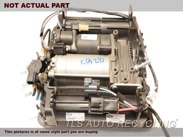 2011 Land Rover Range Rover Susp Comp Pump. BH423B484AAAIR RIDE COMPRESSOR ASSEMBLY