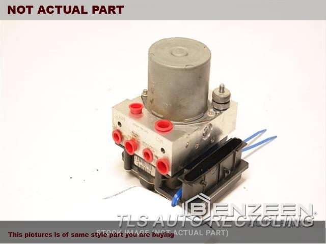 2007 Land Rover Range Rover Abs Pump. 4.2L,(ASSEMBLY)
