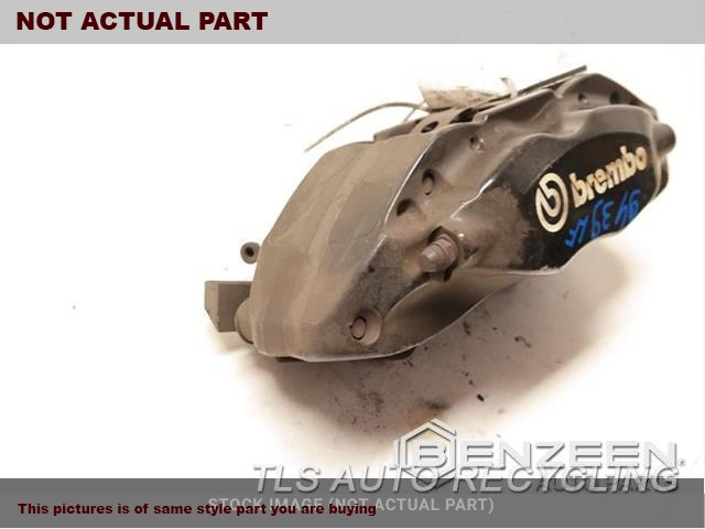 2007 Land Rover Range Rover Caliper. LH,FRONT, 4.2L (SUPERCHARGED OPTION