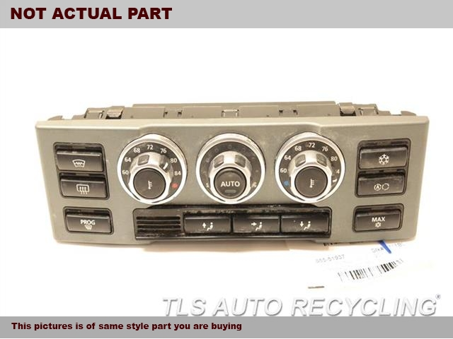 2008 Land Rover Range Rover Temp Control Unit. FRONT,HEATED PASSENGER SEAT CONTROL