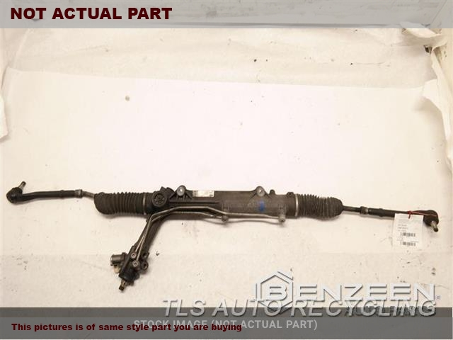 2007 Land Rover Range Rover Steering Gear Rack  4.2L,POWER RACK AND PINION