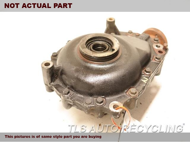 2012 Land Rover Range Rover Front Differential  FRONT,DIFFERENTIAL