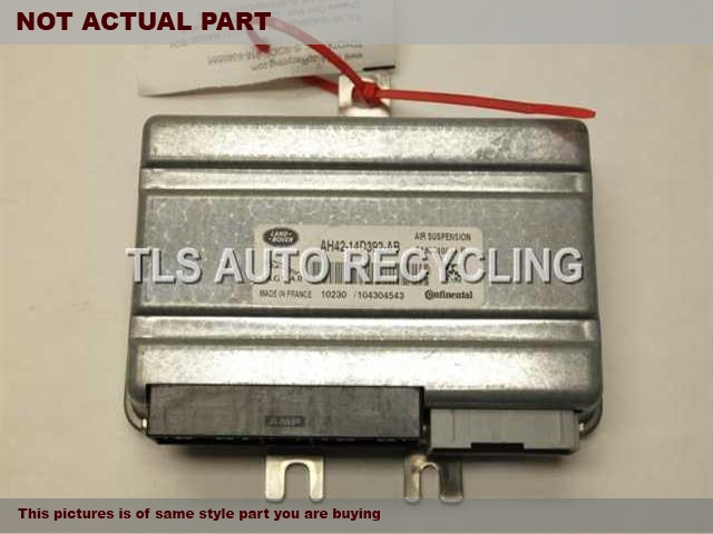 2011 Land Rover Range Rover Chassis Cont Mod. AH42-14D392-ABLR014323 AIR SUSPENSION CONTROL