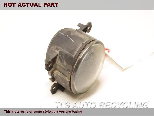 2010 Land Rover LR4 Front Lamp. FOG-DRIVING, (BUMPER MOUNTED, WITHO