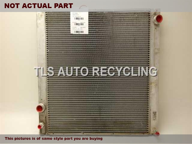 2012 Land Rover Range Rover Radiator  (5.0L), W/O SUPERCHARGED