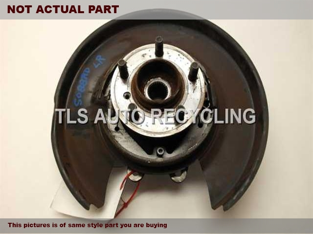 2012 Land Rover Range Rover Rear Nuckle / Stub Axle  LH,L.