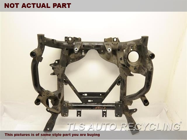 2012 Land Rover Range Rover Sub Frame. FRONT, (ENGINE)
