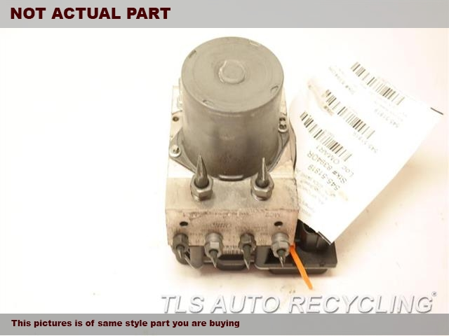 2010 Land Rover LR4 Abs Pump. ASSEMBLY,CHECK ID