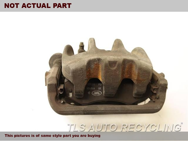 2011 Land Rover Range Rover Caliper. LR047905DRIVER FRONT CALIPER SUPERCHARGED