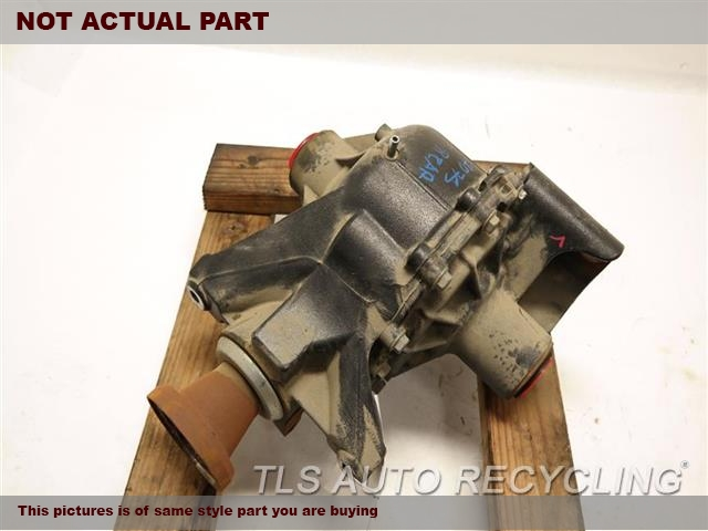 2012 Land Rover Range Rover Rear differential. REAR, NON-LOCKING
