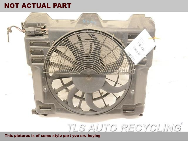 2012 Land Rover Range Rover Rad Cond Fan Assy. FAN ASSEMBLY, (5.0L, CONDENSER)