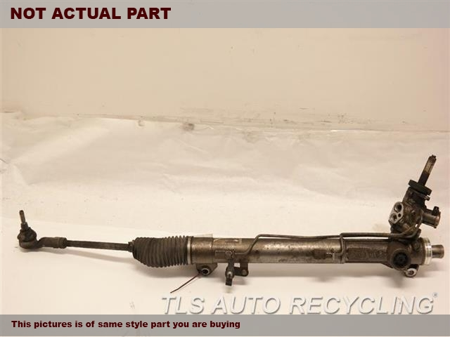 2009 Land Rover ROVER SPT Steering Gear Rack. POWER RACK AND PINION, THRU VIN 9A1