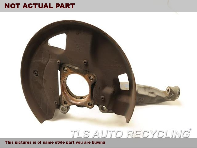 2009 Land Rover ROVER SPT Spindle Knuckle, Fr. LH,THRU VIN 9A191791, (12MM OUTER B
