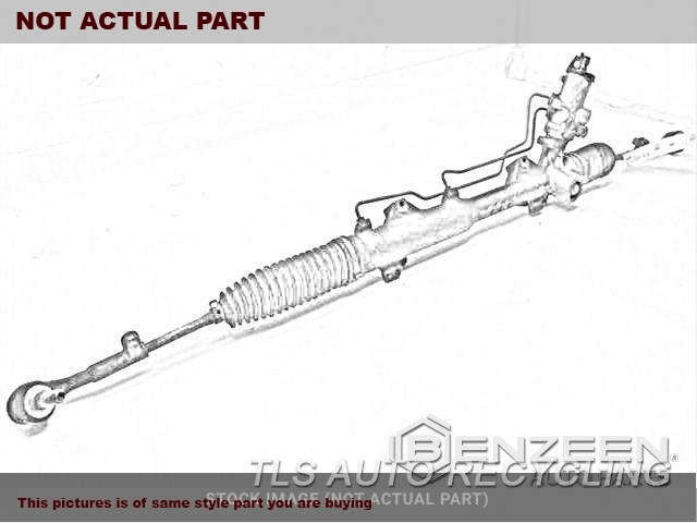 5.0L,POWER RACK AND PINION