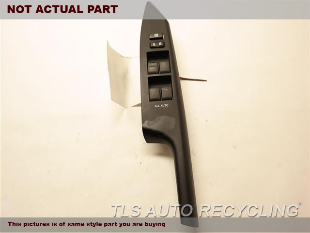 2011 Toyota Camry Door Elec Switch. MASTER WINDOW SWITCH 84040-06030