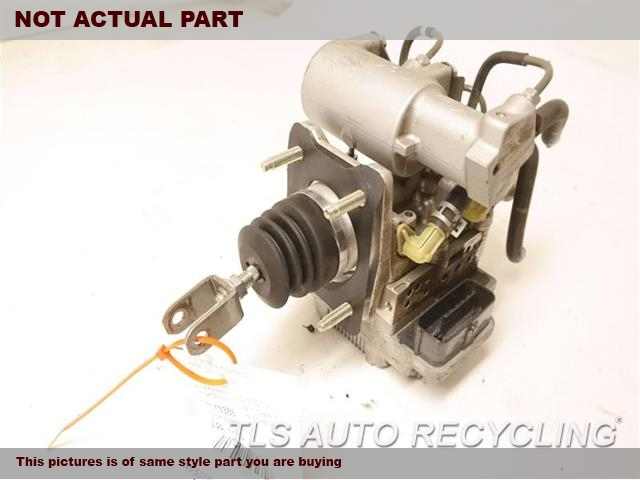 2012 Toyota PRIUS V Abs Pump. ACTUATOR AND PUMP ASSEMBLY,CHECK