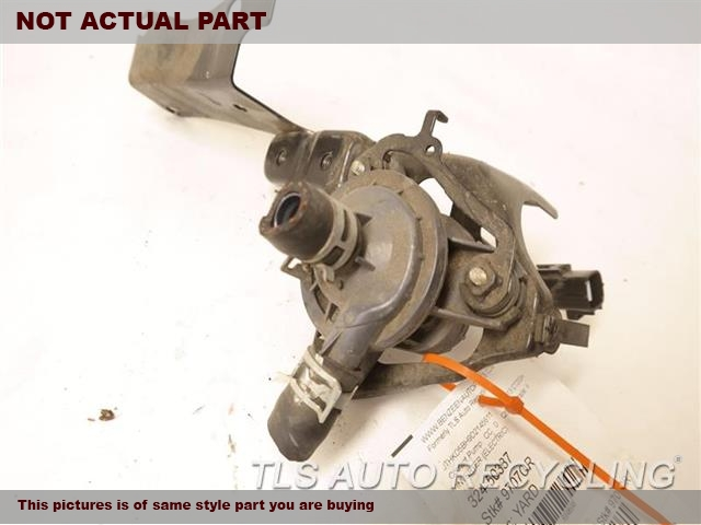 2014 Lexus CT 200H water pump engine. INVERTER (ELECTRIC)