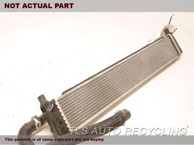2014 Lexus CT 200H Radiator. INVERTER (ELECTRIC)