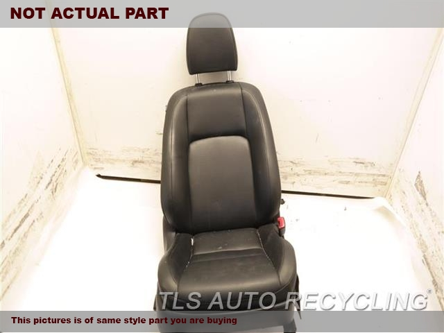 2014 Lexus CT 200H Seat, Front. RH,BRWN,LEA,(BUCKET), (AIR BAG), (E