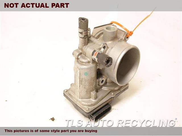2014 Lexus CT 200H Throttle Body Assy. THROTTLE VALVE ASSEMBLY