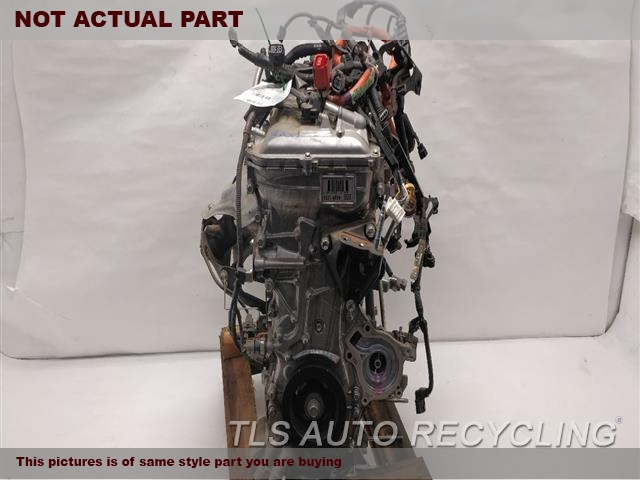 2013 Toyota PRIUS V Engine Assembly. ENGINE ASSEMBLY 1 YEAR WARRANTY
