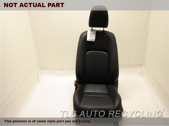 2014 Lexus CT 200H Seat, Front. LH,BRWN,LEA,(BUCKET), (AIR BAG), (E