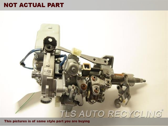 2013 Lexus ES 350 Steering Column.  FLOOR SHIFT, US MARKET, POWER TILT