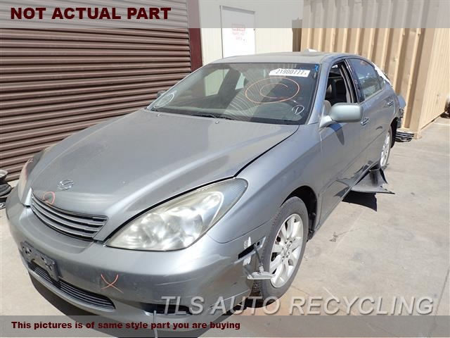 Lexus es330 parts manual user guide manual that easy to read used oem lexus es 330 parts tls auto recycling rh tlsautorecycling com lexus es330 parts list 2005 lexus es 330 owners manual pdf fandeluxe Images